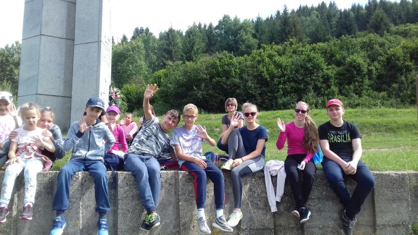 Zo života farnosti: Letný tábor 2019